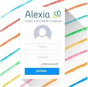 La última versión de la plataforma Alexia, totalmente web y más intuitiva. | TIC en infantil, primaria , secundaria y bachillerato | Scoop.it
