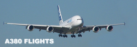 Where does A380 fly ? | Airbus A380 | Scoop.it