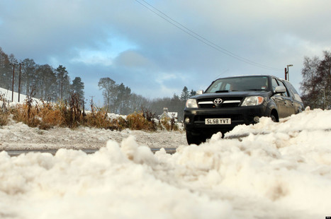 Getting to Grips With Winter Driving - Huffington Post UK (blog) | Tyre Safety | Scoop.it