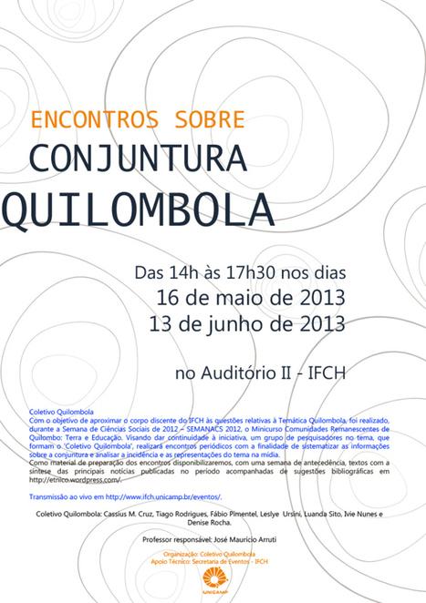 A farsa da 'consulta da Consulta' - NOTAS SOBRE A REGULAMENTAÇÃO DA CONVENÇÃO 169 / OIT   Comunidades Remanescentes de Quilombos   Scoop.it