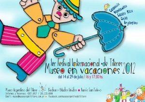 1er. Festival Internacional de Títeres – Museo Argentino delTítere | Bibliotecas Escolares Argentinas | Scoop.it