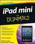 iPad mini For Dummies - PDF Free Download - Fox eBook | Awesome free deals | Scoop.it