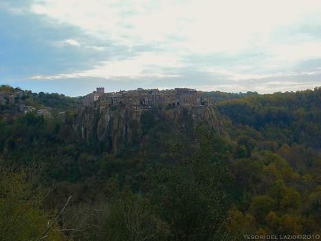 Archeotrekking da Calcata (VT) lungo il Treja per Castel Foiano || Leggi tutti i dettagli su Tesori del Lazio | I tesori del Lazio - Treasures of Latium - Magazine | Scoop.it