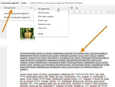 12 trucchi utili per i documenti creati con Google Documenti. | Media | Scoop.it