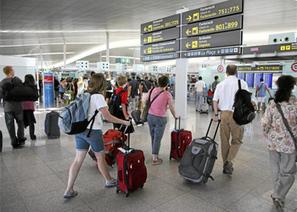 España marca nuevo récord: 6,3 millones de turistas extranjeros en junio | Viajes y tiempo libre | Scoop.it