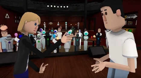 Open Mic Night: How VR is Changing Stand-Up Comedy | cool stuff from research | Scoop.it