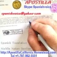 Apostilla Traduccion notarization certification legalization Apostille | United States Apostille service 1-707-992-5551 | Scoop.it