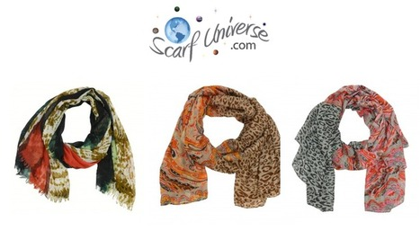 Summer Scarf | Summer Accessories | scarfuniverse | Scoop.it