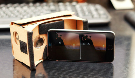 10 Best iOS Virtual Reality Apps For Google Cardboard by Mark O'Neill | Differentiation Strategies | Scoop.it