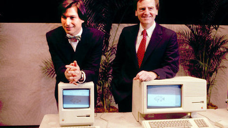 The 30-Year-Old Macintosh and a Lost Conversation With Steve Jobs | Technobabble | Scoop.it