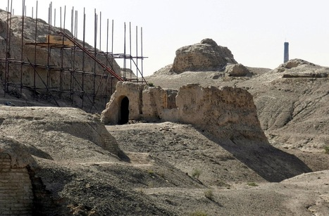 The Archaeology News Network: Qigexing Temple ruins along silk road reveal Buddhism's past in China | World Civilizations I | Scoop.it