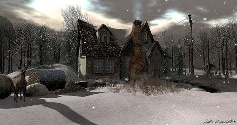 Gates of Memories - Second Life | Second Life Destinations | Scoop.it