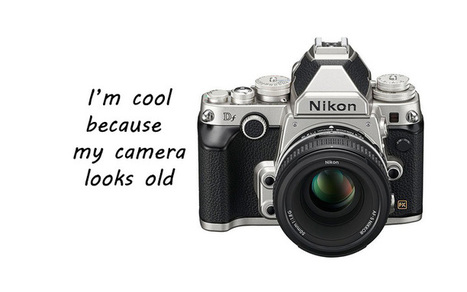 The Nikon DF Represents Everything Wrong With Photography | Photography | Scoop.it