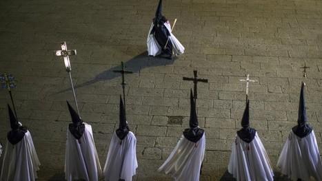 Cerimonia per la Settimana santa in Spagna | #chicercate | Scoop.it