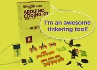 littleBits Coding Kit Bundle   Edtech PK-12   Scoop.it