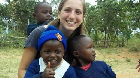 "Review Melissa Volunteer in Kenya, Africa Orphanage program with Abroaderview.org | ""#Volunteer Abroad Information: Volunteering, Airlines, Countries, Pictures, Cultures"" 