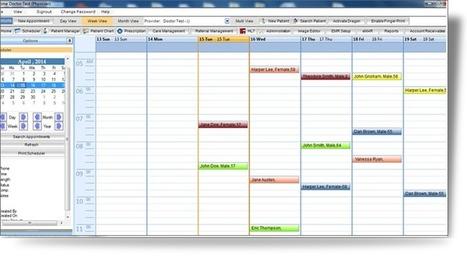 Nortec Hospital Scheduling | Health Care Solutions | Nortec EHR | Health Care | Scoop.it