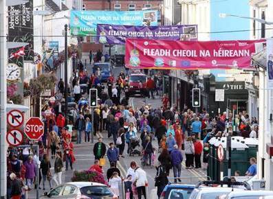 Aiming to make Fleadh 2015 bigger and better - Sligo Champion   Diverse Eireann-Festivals and Music   Scoop.it