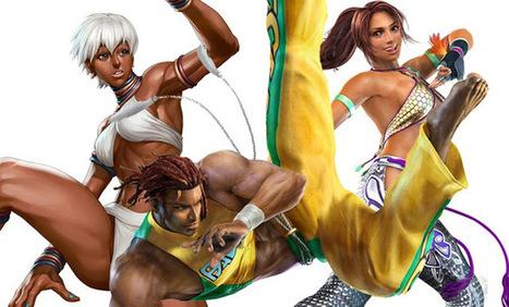 Capoeira's presence in video games |TheZonegamer | Thezonegamer | Scoop.it