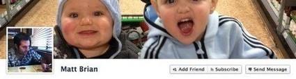 La photo de profil sur Facebook s'agrandit légèrement | #VeilleDuJour | Scoop.it