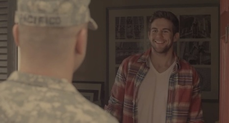 Watch This Sweet Gay Valentine's Ad By Gun Oil Lube Honoring Gay Military Members | LGBT Network | Scoop.it