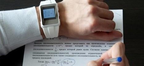Reloj para chuletas, una ayuda extra para los exámenes | Cursos formación online | Scoop.it