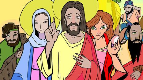 Oletko Jeesus, Mooses vai Magdalan Maria? Testaa, kuka Raamatun henkilö olet   Uskonto   Scoop.it