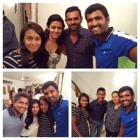 (Photos) Party at the Pereras | Sri Lanka Cricket | Scoop.it