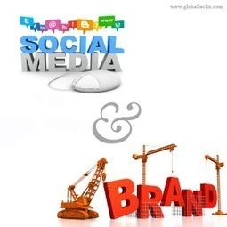 How Social Media Networking helps in Branding - Globalteckz | GR8 Comm. | where ideas grow | Scoop.it