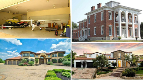 This Week's Most Popular Home Has Its Own Airstrip | CLOVER ENTERPRISES ''THE ENTERTAINMENT OF CHOICE'' | Scoop.it