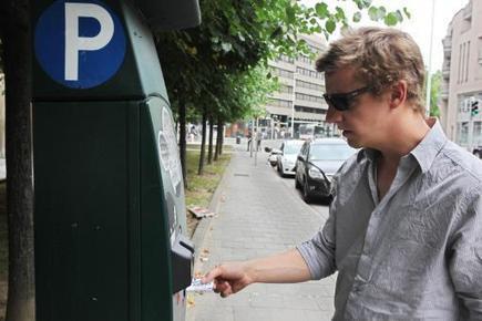 Première européenne en Belgique... pour payer son ticket de parking | QRdressCode | Scoop.it