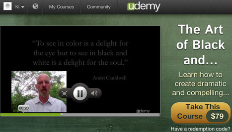 On online learning site Udemy, quarter of approved teachers earn $10k or more | Graphic and Curation Tools | Scoop.it