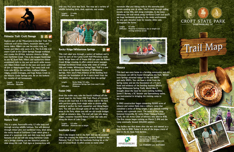 New mobile site enables visitors to better navigate Croft State Park - Upstate Business Journal | Location Is Everywhere | Scoop.it
