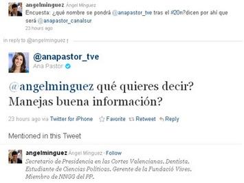 Un miembro del PP ataca a Ana Pastor con burlas sobre su futuro | Partido Popular, una visión crítica | Scoop.it