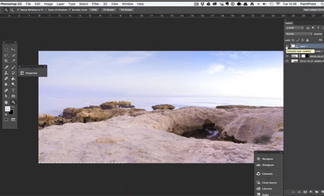 How to Manually Blend and Stitch Panoramic Photos – Loaded Landscapes | Photography | Scoop.it