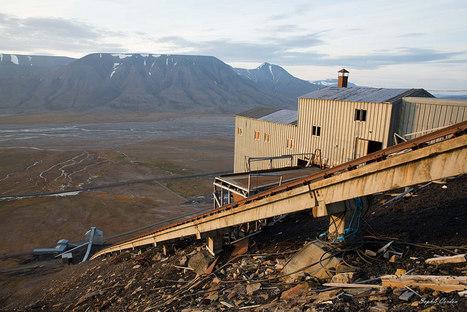 Promenade à la Mine n°6 - triste mine et mine de rien #urbex #arctique #Spitzberg | Hurtigruten Arctique Antarctique | Scoop.it