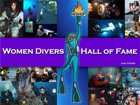 Women Divers Hall of Fame Announces 2015 Scholarship Program | #scuba | DiverSync | Scoop.it