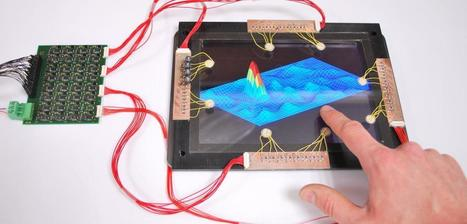 L'illusion tactile, une révolution en marche   ★ Sciences & numérique   Scoop.it