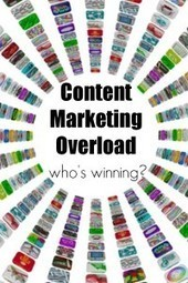 Content Marketing Overload: Who's Winning The Contest? | Content Marketing Tips | Scoop.it