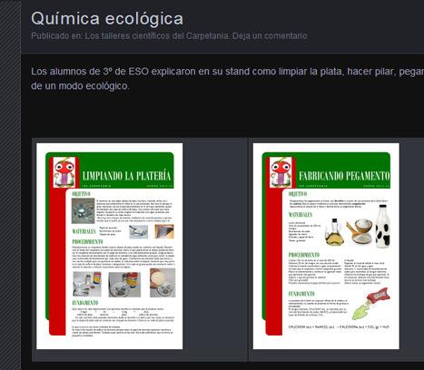 Carpetania Científica | Educación y TIC | Scoop.it