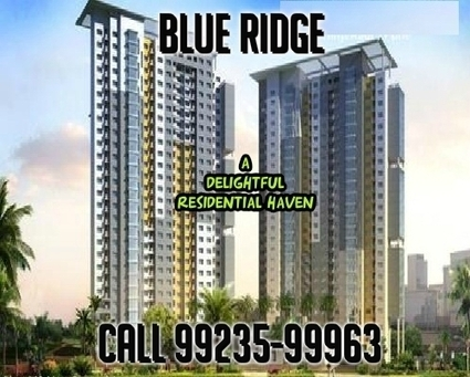 Paranjape Developers Blue Ridge Bhugaon Features | akhanka | Scoop.it