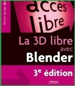 "Livre PDF "" La 3D libre avec Blender "" 