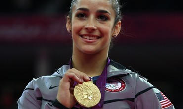 Jerusalem of Gold: Raisman accepts invite to Israel | Jewish Education Around the World | Scoop.it