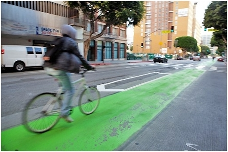The 10 Busiest Bike Intersections in Los Angeles | Around Los Angeles | Scoop.it