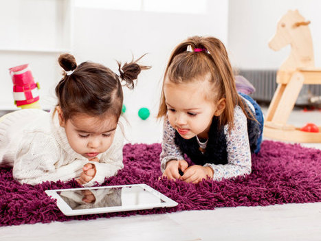 Why kids' screen time isn't a matter of just saying no | Children | Scoop.it