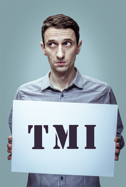 Resumania: The Trouble With TMI in Your Resume | Leadership | Scoop.it