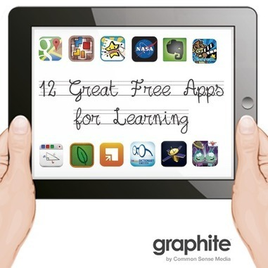12 Great Free Apps for Learning | iPad Learners | Scoop.it