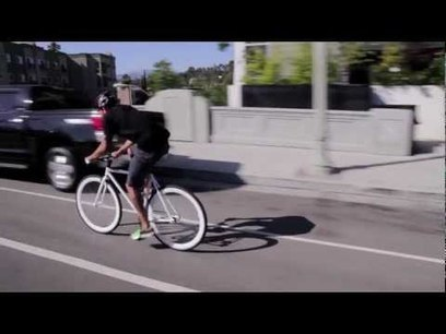 How to Stop a Fixie - EverydayHowTo.net | Gear for Cyclists | Scoop.it
