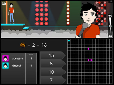 Giving online  math games  a new leash of life:  Sumdog | Play Serious Games | Scoop.it