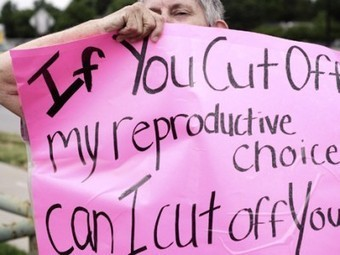 Continued GOP efforts to regulate women's reproductive rights just the beginning | Coffee Party Feminists | Scoop.it
